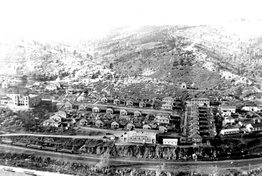 Tipple Box 11 Overview of Morley 1926